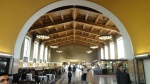 Interior of LA Union Station